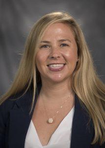 Rudd- Mariah is with the Virginia Tech Carilion School of Medicine. (David Hungate for VTCSOMRI)